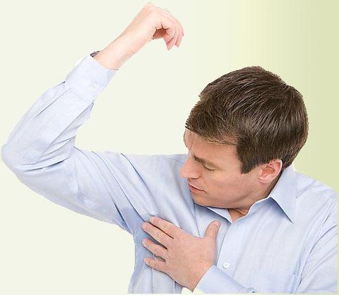 tratament transpiratie excesiva
